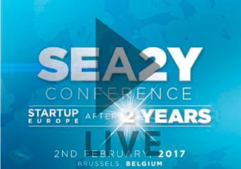 Startup Europe After 2 Years – Discover its impact and learn about the future initiatives (STREAMING)