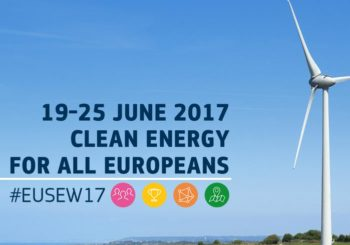Policy Conference of the European Sustainable Energy Week 2017 (EUSEW)