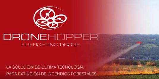 DRONEHOPPER